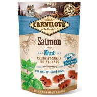 Carnilove Cat Crunchy Snack Salmon with Mint with fresh meat 50g