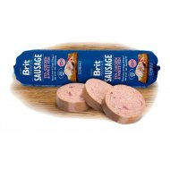 Brit Sausage Chicken & White Fish 800g
