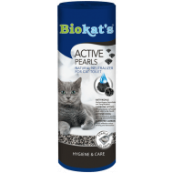 Active pearls Biokat's uhlie do WC 700ml