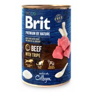 Brit Premium by Nature Beef with Tripes 400g