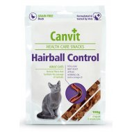 Canvit Cat Health Care Snack Hairball Control 100g